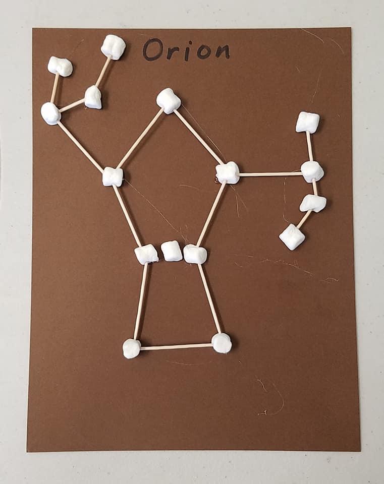 marshmallow constellations
